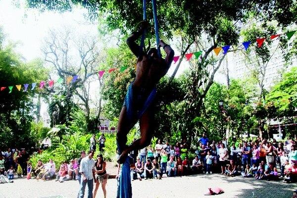 Enamorate de tu ciudad fue suspendido en esta administración. Castillo critica que así se hiciera. FOTO: Adrián Arias / Archivo.