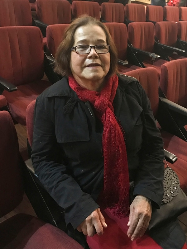 Al finalizar el concierto, Iveth Hernández aseguró sentirse con mucha energía. | FERNANDA MATARRITA