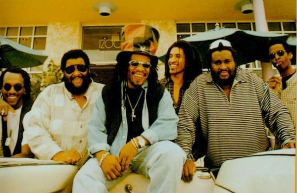 La agrupación jamaiquina Inner Circle se formó en 1968