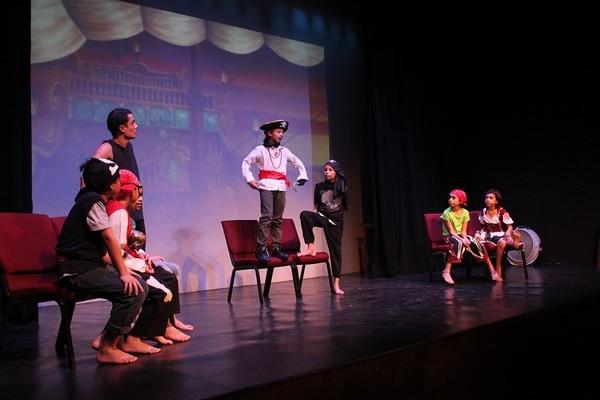 Habrá presentaciones de teatro infantil, juvenil y adulto. Centro Cívico Garabito para La Nación.