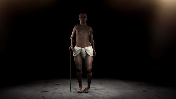 Tutankamón era fruto de un incesto, de ahí su figura peculiar y males congénitos.