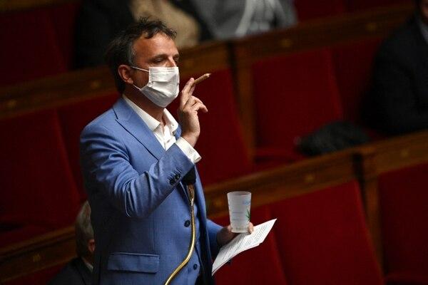 Francia es el campeón europeo del consumo de cannabis, con 5 millones de consumidores anuales.