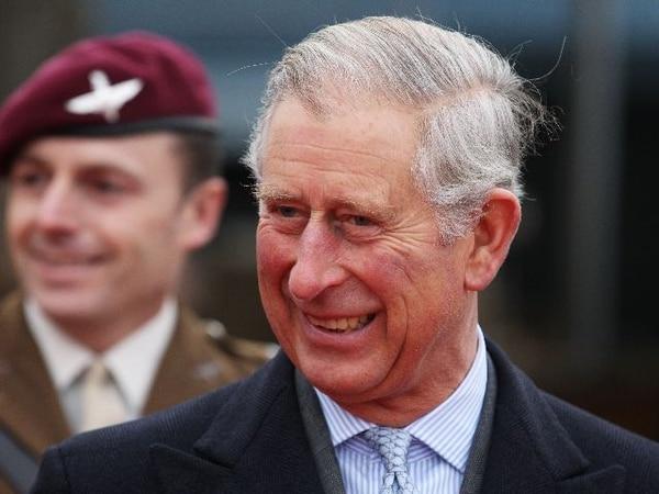 El príncipe Carlos está entusiasmado con la idea de ser abuelo. | AFP