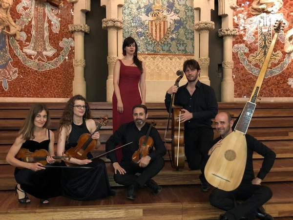 El Ensamble Barroco de Barcelona cerrará el festival de música clásica con un concierto gratuito en la Iglesia de la Soledad. Foto: Imagen cortesía de Festival de Música BAC Credomatic.