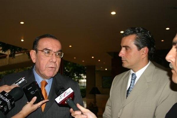 Rodrigo Arias y Otto Guevara son ahora aspirantes presidenciales por el PLN y Movimiento Libertario.