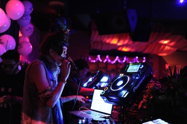 Calidad.Nocturnal es un escaparate para los talentos más destacados de la música electrónica. El productor y Dj Funka es uno de ellos.JORGE NAVARRO