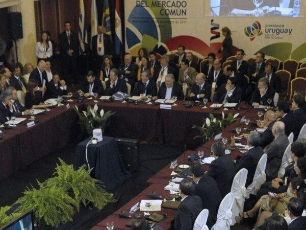 Abreu dijo que la actitud de los gobernantes sudamericanos