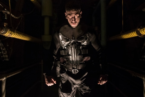 El actor Jon Bernthal es el encargado de personificar a Frank Castle (The Punisher)