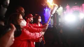 El fuego del bicentenario se avivó con el orgullo olímpico