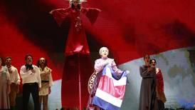 Costa Rica celebró así el bicentenario de su independencia