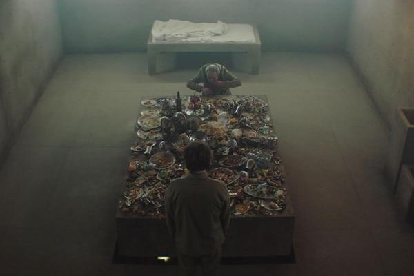 'El hoyo' es la primera película española que gana en la historia de Sitges. Foto: Basque Films