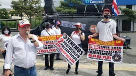 Artistas nacionales marchan de nuevo para pedir apertura en restricciones