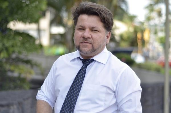 Roy Murillo tiene 42 años de edad y es juez de Ejecución de la Pena desde 1998. Actualmente, labora en San José. | MARIANDREA GARCÍA