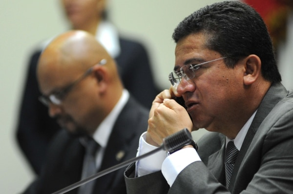 Luis Fernando Mendoza, presidente del Congreso, aseguró que limitará las discusiones entre diputados en periodo de campaña electoral.