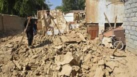 Terremoto en Pakistán deja al menos 20 muertos y cientos de heridos