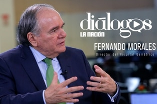 (Video) Diálogos con Fernando Morales, director del Hospital Geriátrico