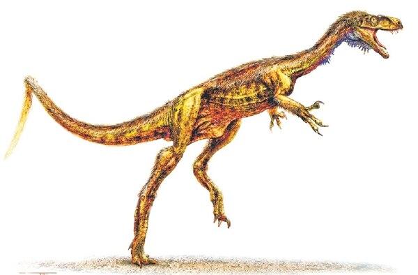 Ancestro del tiranosaurio rex