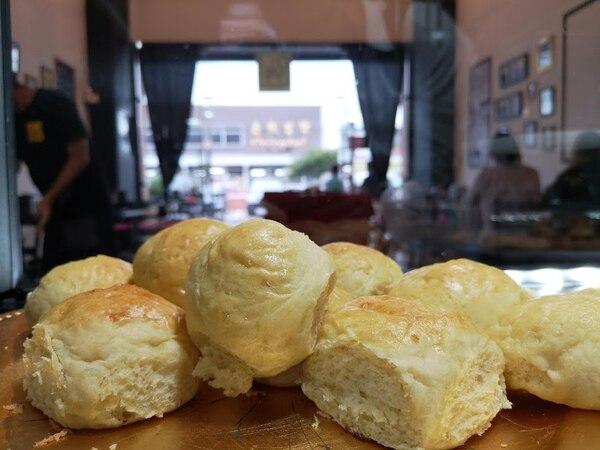 Pan Isa es el pan casero estrella. Foto: Osvaldo Calderón