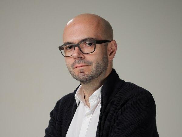 José Luis Arce, economista. Foto: Jeffrey Zamora.