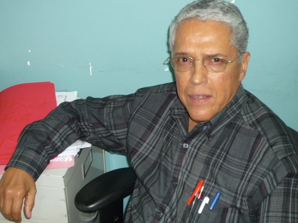 David Vargas tenía 74 años de edad. Padecía cáncer.