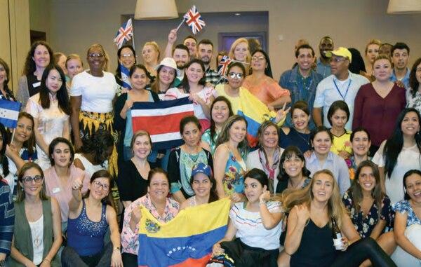 Según la organización, en el programa han participado 200 maestros de Costa Rica. Foto: Cortesía Participate Learning