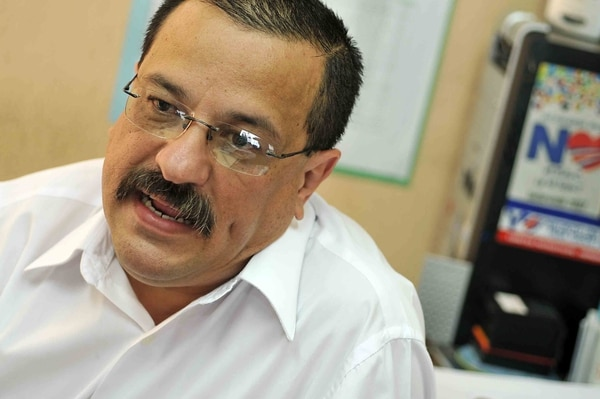 Albino Vargas Barrantes, Secretario General ANEP.