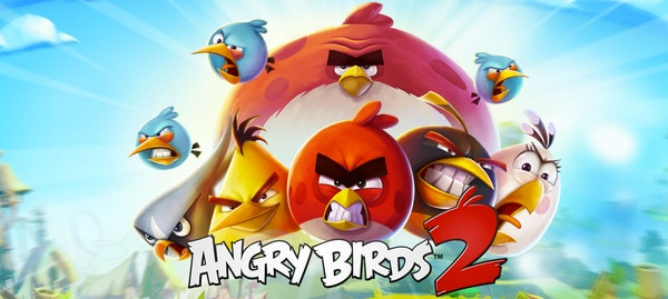Así luce la presentación de la nueva versión de Andry Birds, Angry Birds 2.