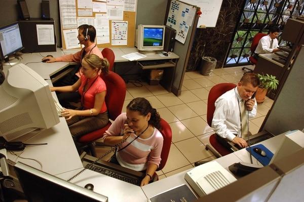 Central Directo tiene un centro de llamadas para atender a los inversionistas.