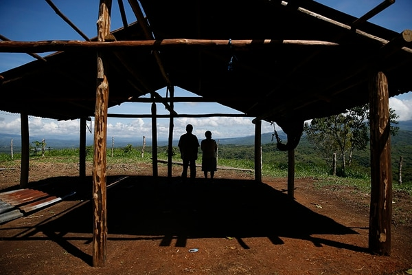 Conflicto de tierras en territorios indígenas