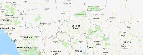 Burkina Faso.