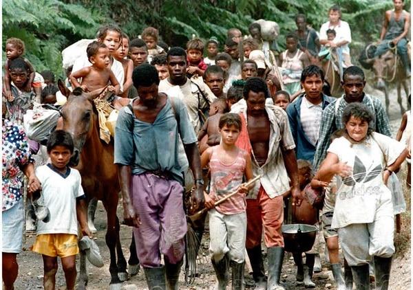 El 32,2% de los colombianos siguen en condición de pobreza.