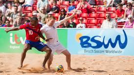 Costa Rica vuelve a la arena en pos del título de la Uncaf en fútbol playa