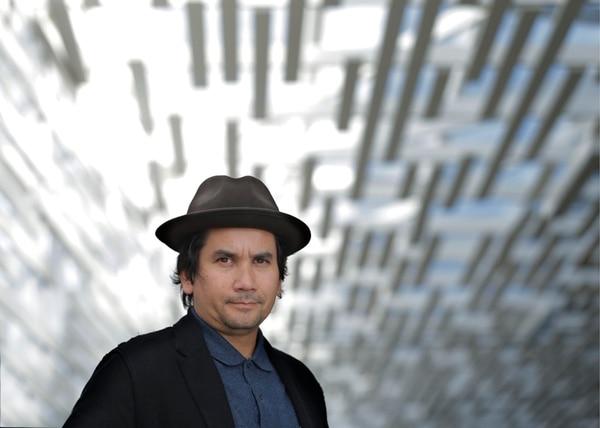 Jorge Villamizar,   DE 44 AÑOS, FORMÓ PARTE DE LA BANDA BACILOS; AHORA LANZA SU SEGUNDO DISCO COMO SOLISTA. FOTO: ALBERTH MARÍN
