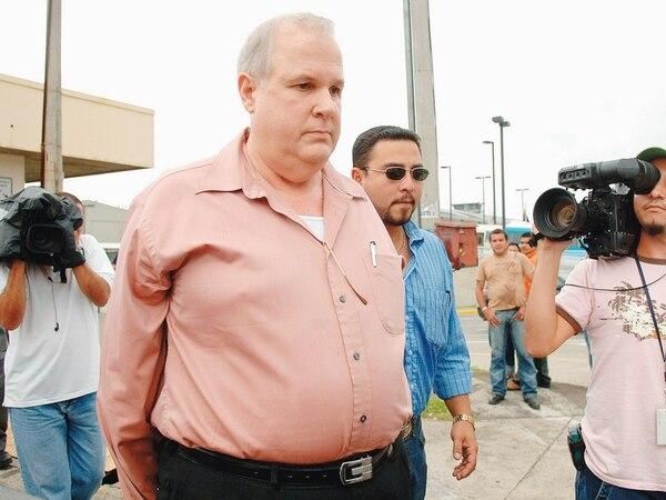 Luis Milanés (62 años) fue detenido el 19 de junio del 2008. | ARCHIVO.