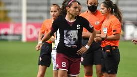 Arbitraje del fútbol femenino sin garantía de tener equipo de comunicación a diferencia del masculino