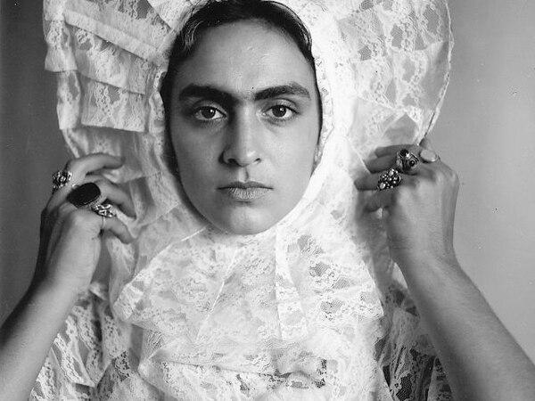 Ishtar Yasin le tiene gran afecto al personaje de Frida Kahlo. Incluso, en los años 80 , ella mismo lo encarnó en el teatro.Astarte Producciones/LNEncarnada.