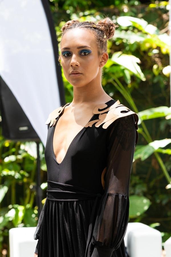 Propuesta de Jahaira Jiménez. Foto: CL Casa de Modas para LN