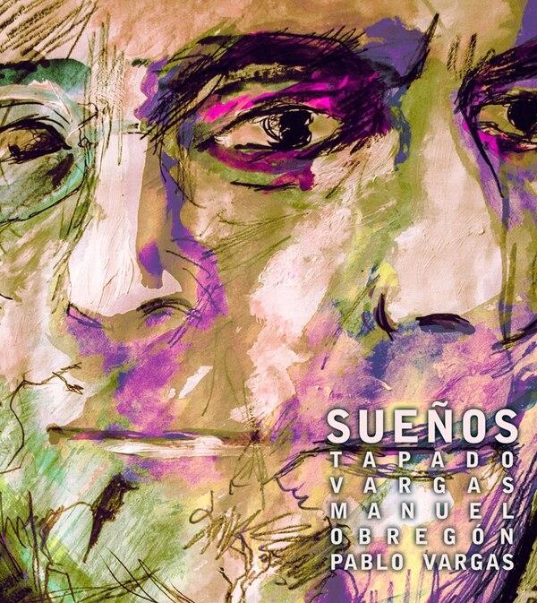 Concepto hecho por Pablo Vargas, hermano de Tapado, quien mezclará su arte plástico con la música de Obregón y su hermano, Tapado.