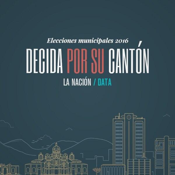 Elecciones municipales - Especial de Data La Nación