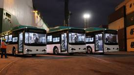 Nueva tarifa para recarga de autobuses eléctricos busca acercar empresas al transporte limpio