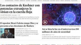 Empresa editora del diario español 'El País' perdió $125 millones en el 2017