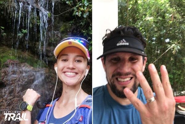 Hablemos de Trail: Fernanda Torres y Felipe Carazo en la Ultra Chispero