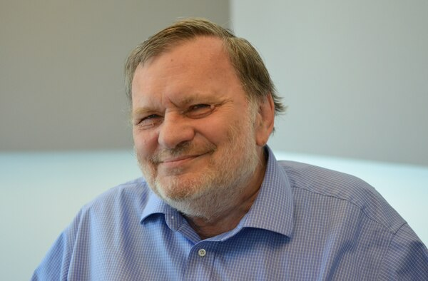 John Morley es investigador de la Universidad de San Luis en Misuri, Estados Unidos. Fotografía: Saint Louis University