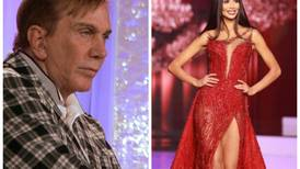 (Video) Ivonne Cerdas pudo haber ganado Miss Universo, dijo el zar de belleza Osmel Sousa