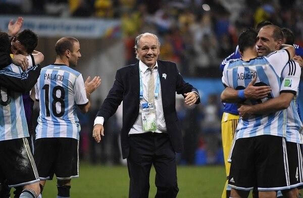 Alejandro Sabella encabeza a una Selección de Argentina que regresa a una final de Copa del Mundo después de 24 años.