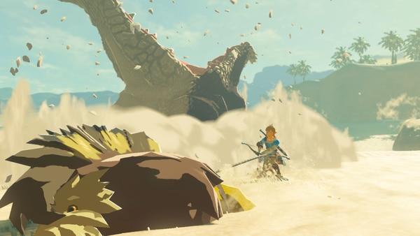 'Zelda :Breath of The Wild' saldrá el próximo 3 de marzo y será el título insignia de la nueva consola, el Nintendo Switch.