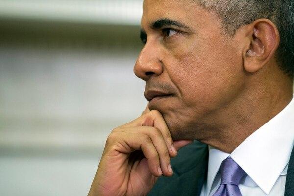 El presidente Barack Obama, en la Casa Blanca. | AP