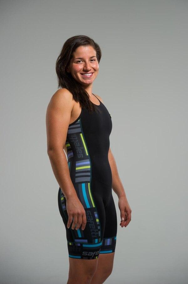 Mauren Solano participará en el mundial de triatlón ironman de Kona, Hawaii en octubre.