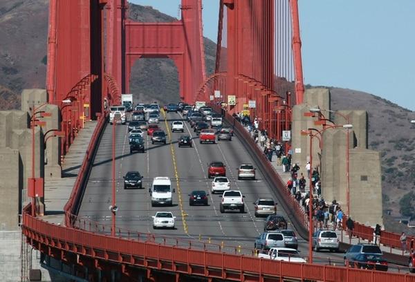 Resultado de imagen para Puente Golden Gate de San Francisco