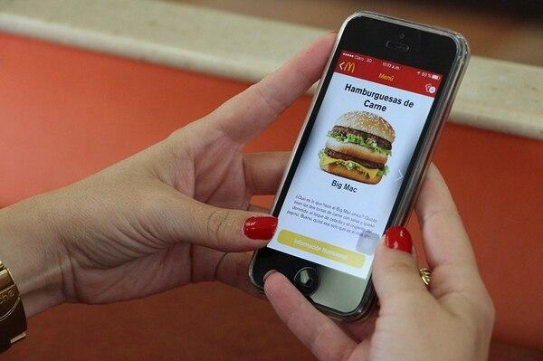 Además de la información de cada producto, la 'app' proporciona el contenido nutricional de estos.